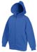 Kids Zip Through Hooded Sweat kleur 1 Kids Zip Through Hooded Sweat
