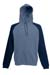 Baseball Hooded Sweat kleur 1 Baseball Hooded Sweat